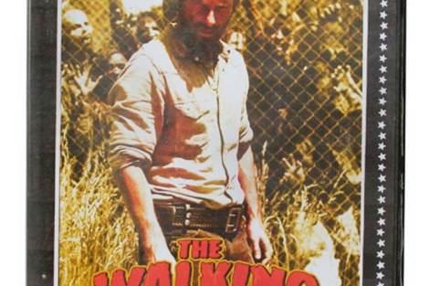 smt vhs walkingdead - De volta para o passado: Cinéfilo adapta lançamentos do cinema em VHS
