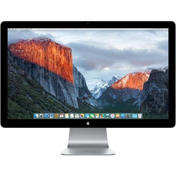 MC914 - Apple oficialmente descontinua o Thunderbolt Display; MacBook Pro sem tela retina deve ser o próximo