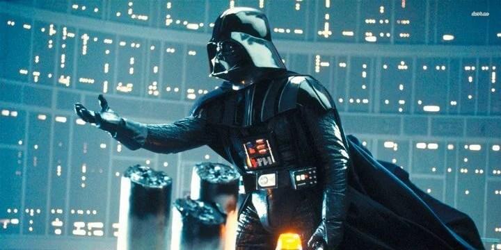 darth vader empire strikes - Reveladas informações sobre o papel de Darth Vader em Rogue One