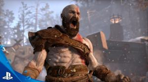 kratos god of war - E3 2016: Kratos está de volta! Sony anuncia God of War para PlayStation 4