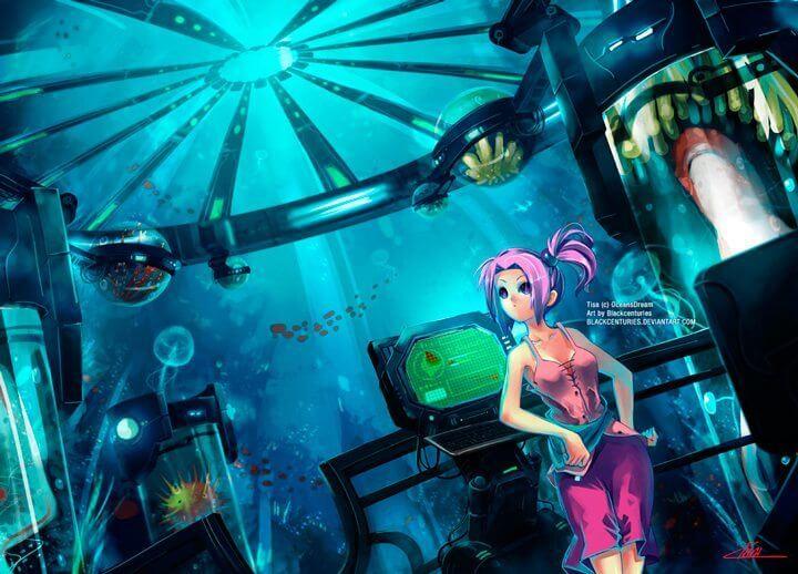 laboratrio em baixo dagua china smt julian - China quer construir um superlaboratório embaixo d'água