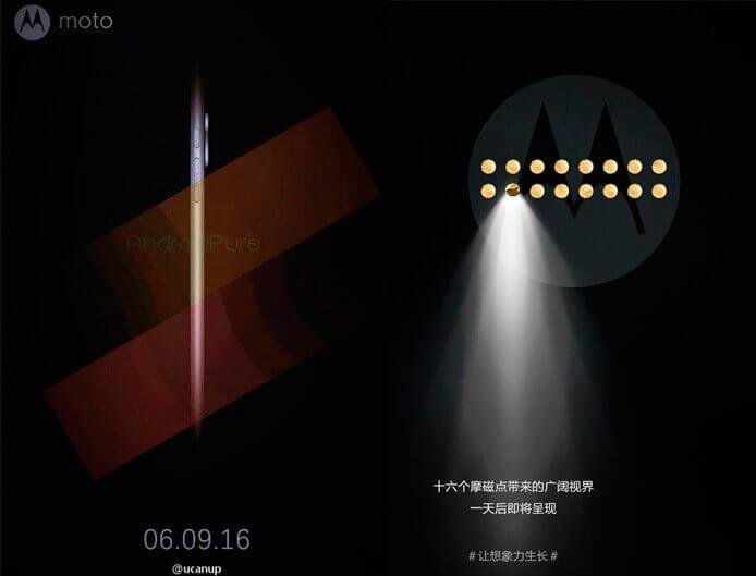 Rumor: Moto Z terá uma versão Ouro Rosa 8
