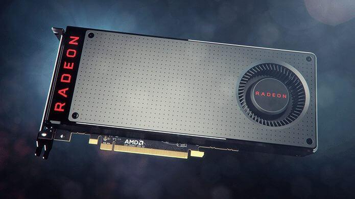 radeon rx 480 lado - AMD lança placa de vídeo Radeon RX 480 como melhor 'custo x benefício' para VR