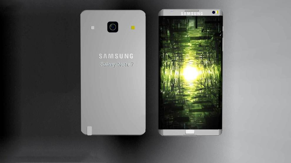 Nova linha Galaxy Note pode ter menos versões disponíveis 5