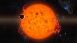 smt K2 33b capa - K2-33b: Astrônomos identificam o mais jovem exoplaneta da história