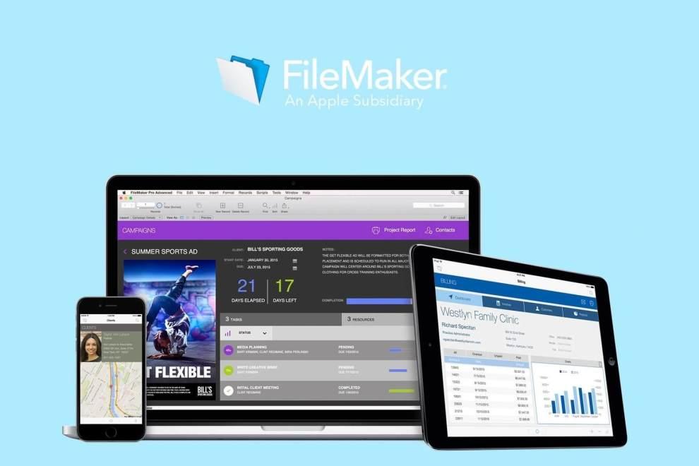 smt filemaker15 capa - FileMaker 15 chega ao Brasil com novos recursos baseados nos sistemas operacionais da Apple