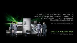 Eletrolar Show 2016: Varejistas de todo o Brasil apresentam suas novidades em eletrodomésticos 12