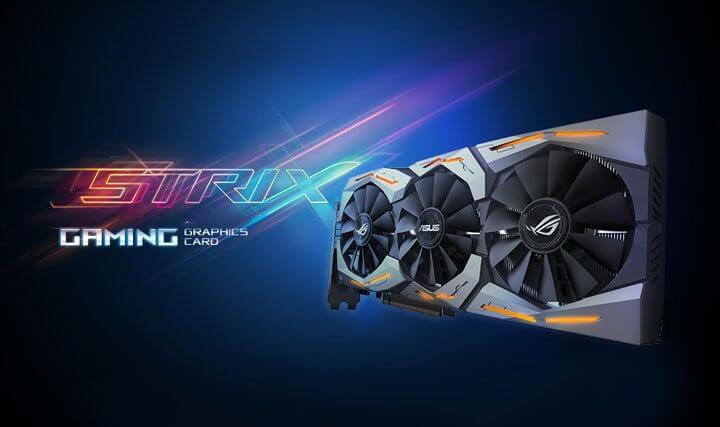Strix GeForce GTX1060