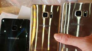 Galaxy Note 7 vazou