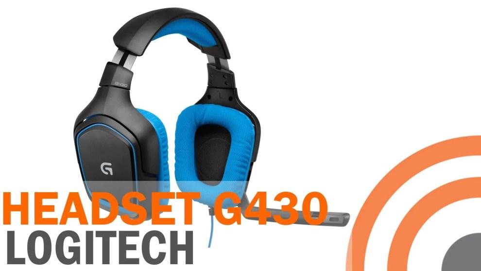 LOGITECH G430 HEADSET REVIEW