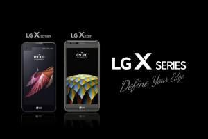 Linha X capa - LG expande seu portfólio de aparelhos intermediários com o lançamento da linha X no Brasil