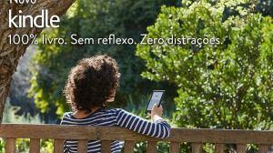 Amazon lança novo Kindle pelo mesmo preço da geração anterior 5