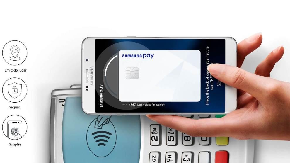 Testamos Samsung Pay