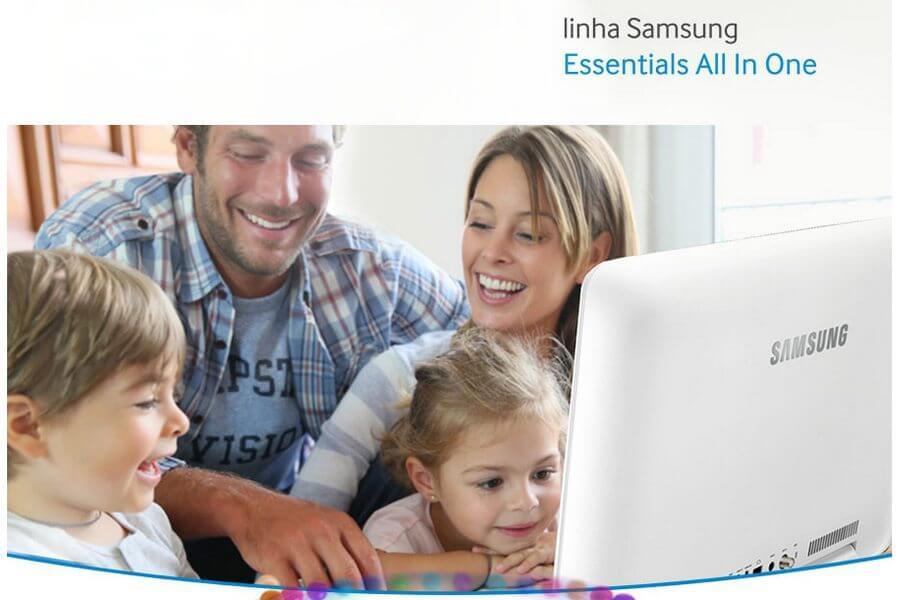 Samsung All in One E1 e E2 Capa2 - Linha Essentials All in One da Samsung ganha dois novos modelos