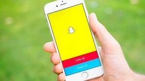 concorrente do snapchat feito pela Apple