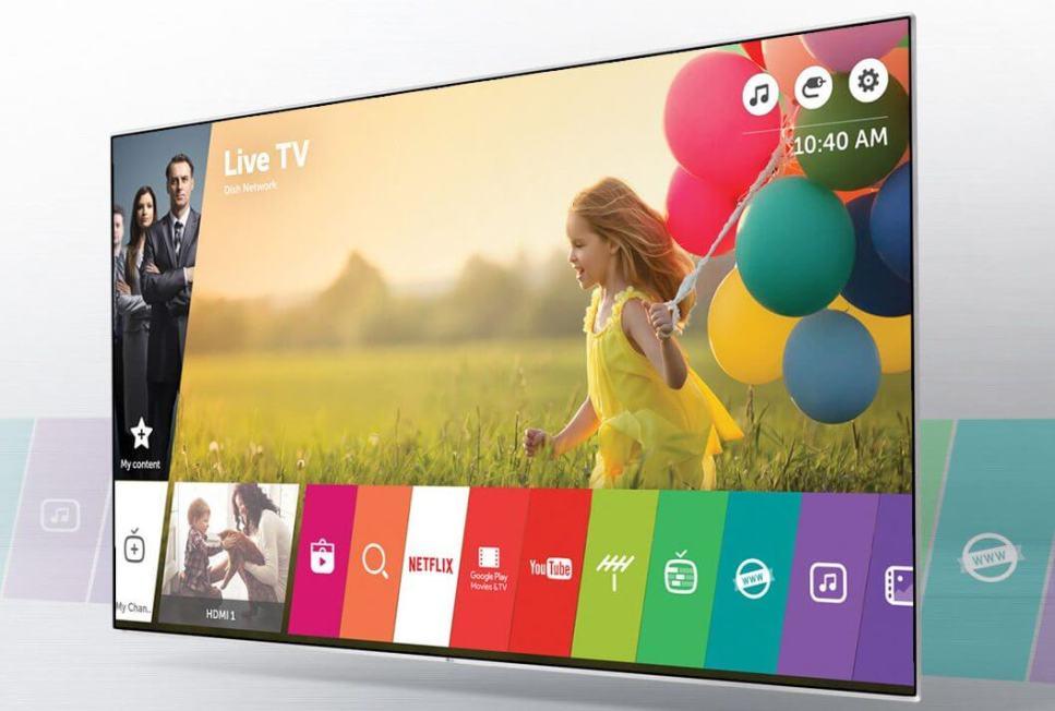 11 SuperUHD Feature webOS sup0101 - Review: LG SUPER UHD TV 4K (55UH7700) com Pontos Quânticos e som Harman/Kardon