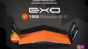 D-Link lança no Brasil roteador EXO AC1900 11
