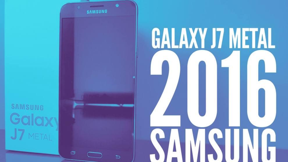 Análise do Galaxy J7 Metal, o intermediário estiloso da Samsung 6