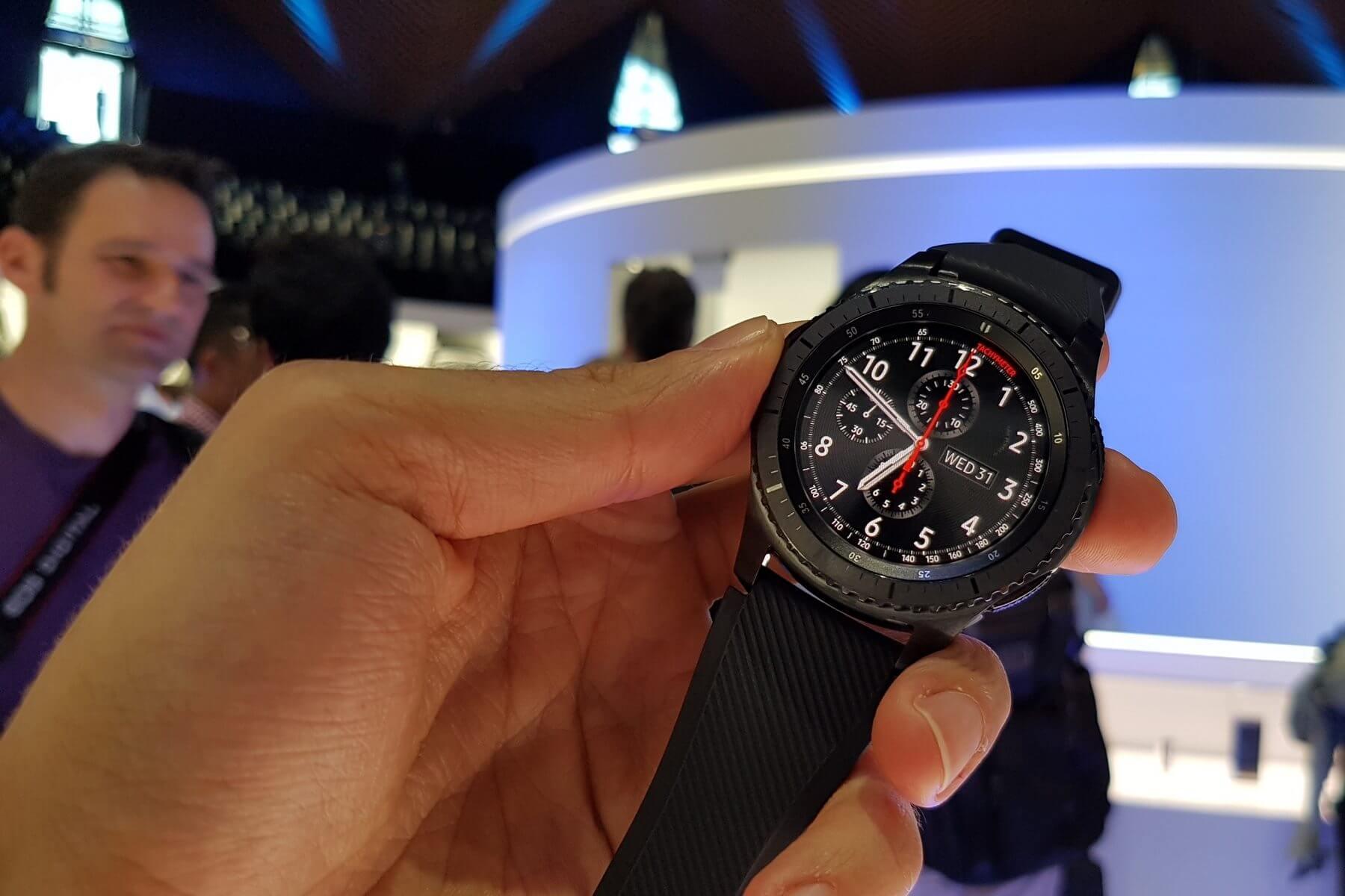 Gear S3 Design 2 - Gear S3 da Samsung já tem data e preço para o Brasil