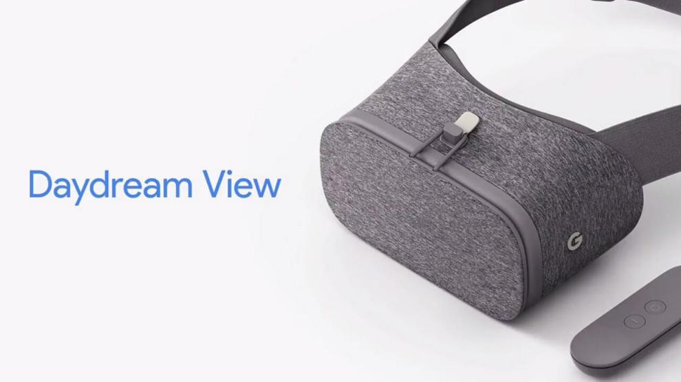 Google apresenta o Daydream View para revolucionar a experiência VR 5