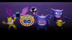 Pokémon Go recebe surpresas sobre o Halloween 8