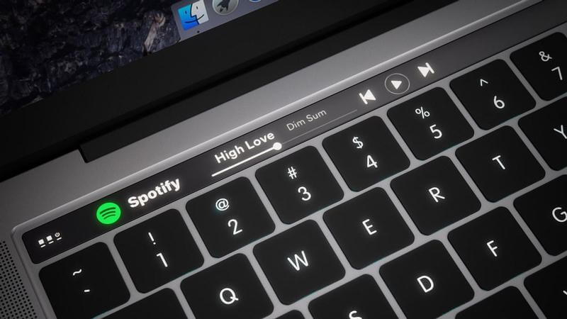 Rumor: Barra OLED do novo MacBook Pro deve chamar Magic Toolbar
