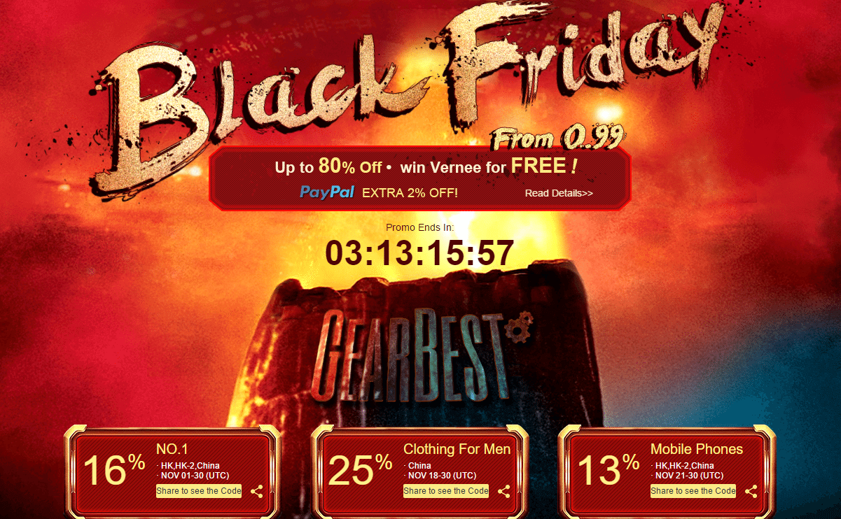 Black Friday Deals Sales 2016 Best Buy Shopping promoção gearbest