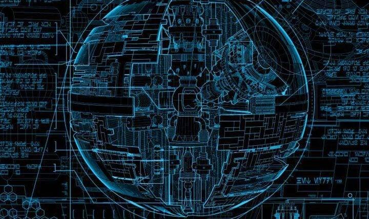 Planos da Estrela da Morte Star Wars - Imagem inédita de Rogue One revela os planos da Estrela da Morte