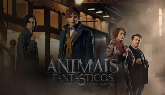 Crítica: Animais fantásticos e onde habitam de J. K. Rowling 4