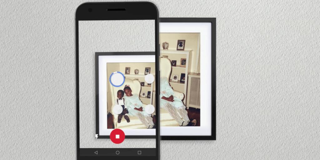 google photo scan e1479236516540 - Google PhotoScan transforma seu smartphone em um digitalizador de fotos