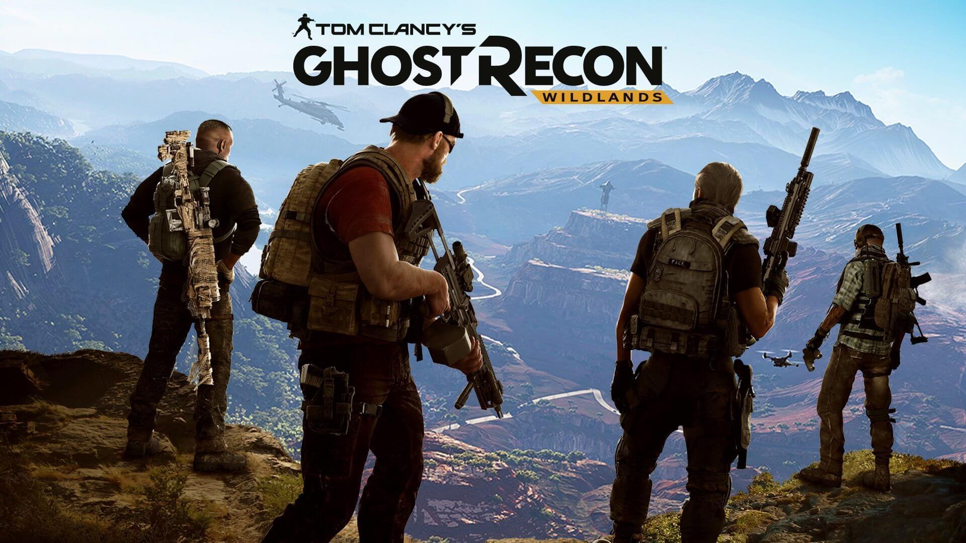Ghost Recon Wildlands - 25 games mais aguardados em 2017