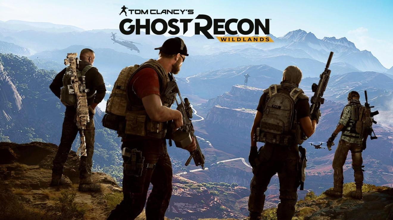 Ghost Recon Wildlands - 25 games mais aguardados em 2017