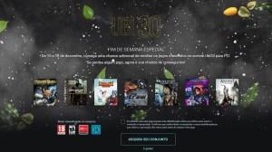 Ubi 30: 7 jogos grátis da Ubisoft 7