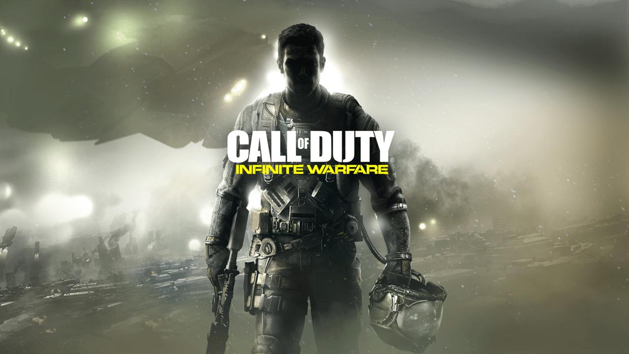 call of duty infinite warfare - Call of Duty: Infinite Warfare avaliação grátis