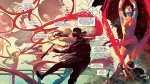 elektra 1 page 5 - Dica de HQ: Elektra #1 (Totalmente Nova Marvel) - Resenha
