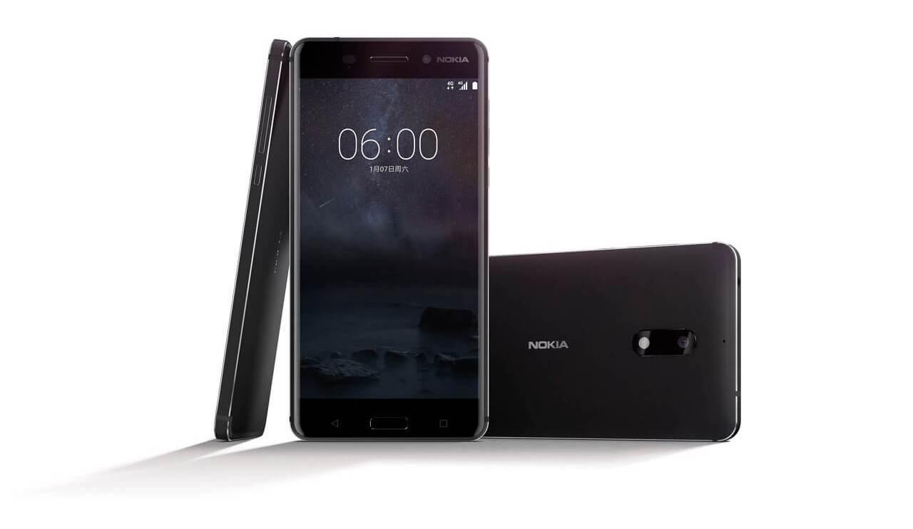 Nokia 6 Android - O gigante voltou: Nokia anuncia oficialmente seu primeiro smartphone Android