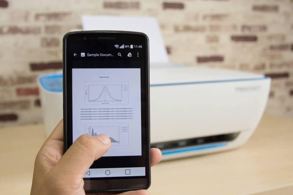 impressora pronta para nuvem - Tutorial: faça sua impressora funcionar na nuvem para imprimir do celular