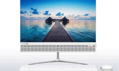 lenovo ideacenter aio 510 i5 6400t 4gb ram 1tb win10 21.5 touch - Lenovo anuncia novo all-in-one no Brasil com tela Full HD sem bordas