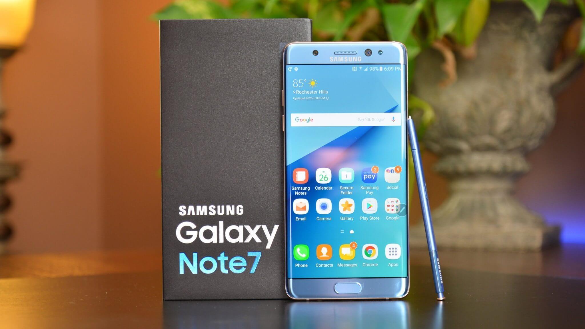 maxresdefault 2 1 - Samsung divulga oficialmente a causa das explosões do Galaxy Note7