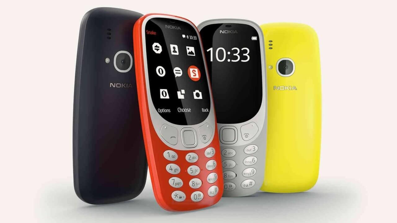 Nokia 3310 720 - [HANDS-ON] O tijolão voltou! Nokia 3310 ganha remake na MWC 2017