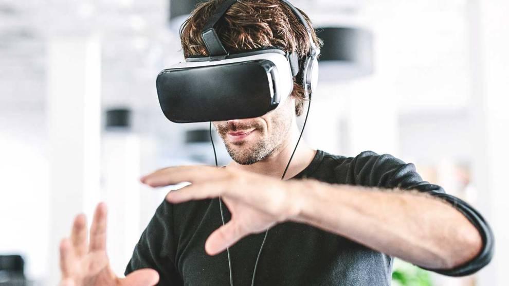 Samsung realidade virtual hospital launching people befearless gear vr