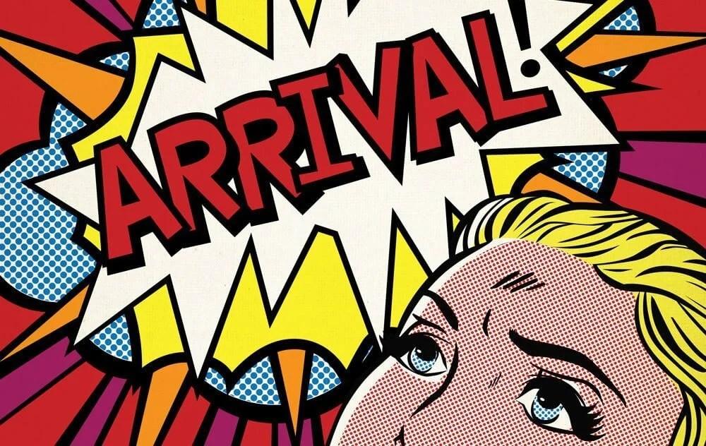 arrival poster oscar pop 2012 - Oscar Pop! 2017: confira pôsteres alternativos dos principais filmes da premiação