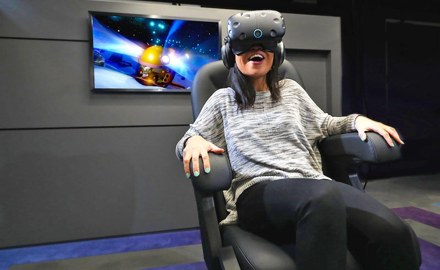 chegada hora cinema vr - Chega de óculos 3D! É a hora dos cinemas VR