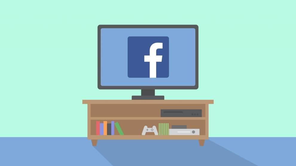 Começou! Facebook lança aplicativo focado em vídeo para TVs