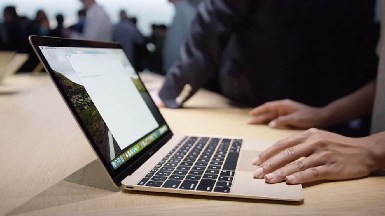 novo macbook 2015 no consertos.com  - Apple pode estar desenvolvendo seus próprios chips para os próximos Macs