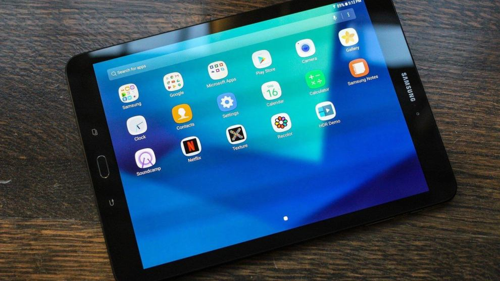 [HANDS-ON] Samsung Galaxy Tab S3 na MWC 2017