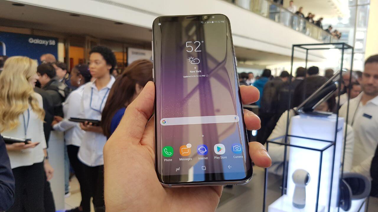 6 3 - Samsung lança Galaxy S8 e S8+ em evento global
