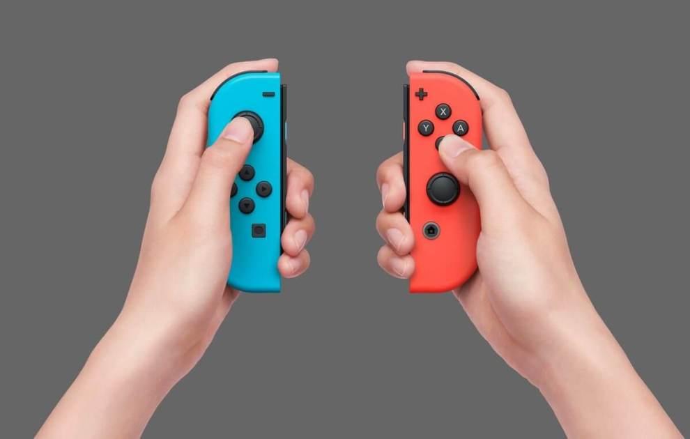 Controle Nintendo Switch Joy Con - Nintendo Switch: controle Joy-Con funciona no Windows e Android