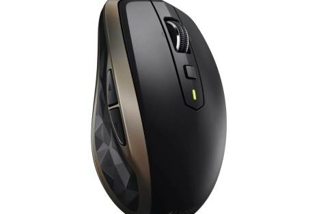 Mouse sem fio Logitech Anywhere MX 2 - Review: Mouse Logitech MX Anywhere 2