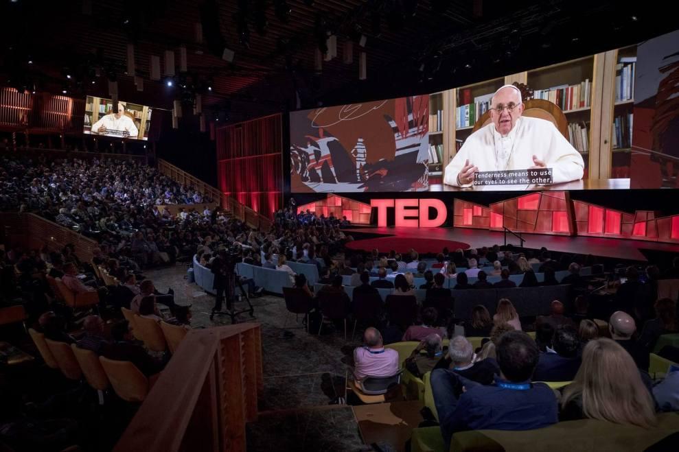Papa Francisco surpreende no TED Talks e dá recado à empresas de tecnologia
